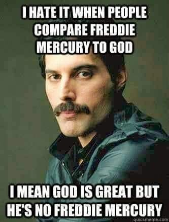 Bohemian Rhapsody and the Legend of Jesus Christ